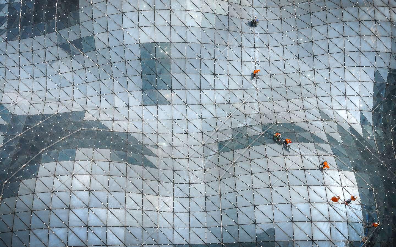 Sacharbeiten in der Hohe - Firma wysokościowa Art-Luka